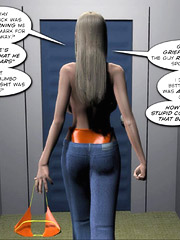 nasty whore turns the devil back to life with her pussy, mouth and ass!